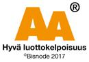 AA - Hyvä luottokeloisuus